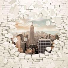 Фототапет Ню Йорк Сити за спалня - 2720