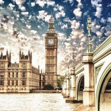 Фототапет Биг Бен, Лондон - 844