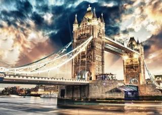 Фототапет Тауър Бридж, Лондон - 846