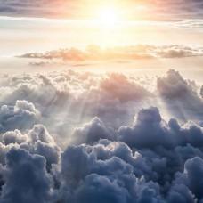 Фототапет отвъд облаците - 10109