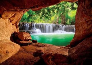 Фототапет река в гората - 10258
