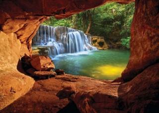 Фототапет малък водопад - 11978