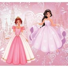 Фототапет принцеси в розово - 12529