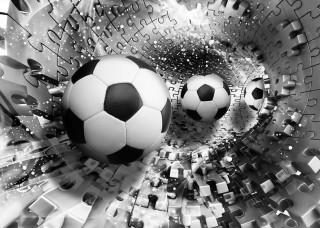 Фототапет за футболен фен - 3382
