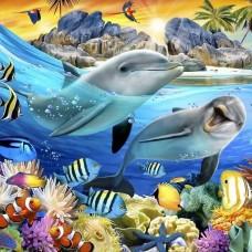 Фототапет подводен морски живот - 12850
