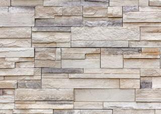 Фототапет каменна облицовка за стена - 11974