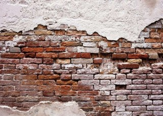 Фототапет стара тухлена стена - 10182