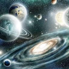 Фототапет на слънчевата система - 11896